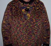 novelty yarn twin set